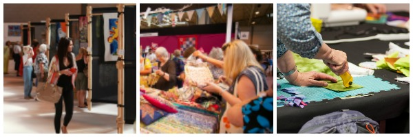 The Festival of Quilts Award Ceremony